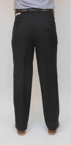 Gala - A1 - Dress Pant - Yates (double pleat front) - Washable - Sizes 28 to 46 - BrownsMenswear.com - 4