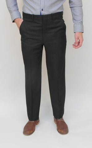 Gala - A1 BT - Dress Pant - Flat Front and Double Pleat Front - Big and Tall - Washable - Size 48 to 56 - BrownsMenswear.com - 2