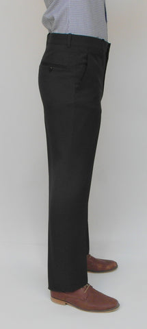 Gala - A1 BT - Dress Pant - Flat Front and Double Pleat Front - Big and Tall - Washable - Size 48 to 56 - BrownsMenswear.com - 6