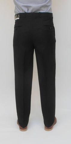 Gala - A1 BT - Dress Pant - Flat Front and Double Pleat Front - Big and Tall - Washable - Size 48 to 56 - BrownsMenswear.com - 7