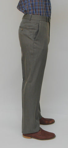 Gala - S-8 BT - Dress Pant - Marco (plain front) - Big and Tall - Washable - Sizes 46 to 54 - BrownsMenswear.com - 3