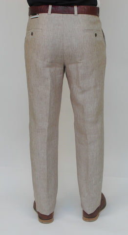 Gala - M9 - Dress Pant - Linen Marco - Sizes 30 to 46 - BrownsMenswear.com - 4