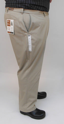 Haggar - MU112BT - Casual Pants - Flex Waist - Non-Iron - Big and Tall - BrownsMenswear.com - 3