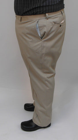 Haggar - MU112BT - Casual Pants - Flex Waist - Non-Iron - Big and Tall - BrownsMenswear.com - 4