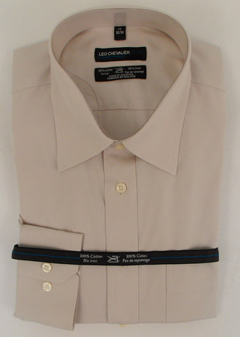 Leo Chevalier - Tall Dress Shirts - 225170QT - Big and Tall - BT - BrownsMenswear.com - 5