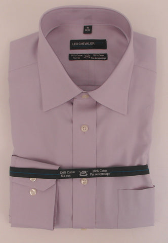 Leo Chevalier - Tall Dress Shirts - 225170QT - Big and Tall - BT - BrownsMenswear.com - 4