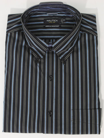 Nautica - Long Sleeve Shirt - Big and Tall - M40851 - BT Clearance