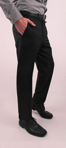 Gala - L8-2- Dress Pant - Cavalry Twill - Marco (flat front)