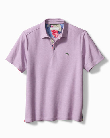 Tommy Bahama - Comfort Classic Polo - Cotton Blend - Easy Care -  ST225733