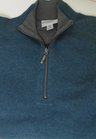 Tommy Bahama - Reversible Sweater - Flip Side Classic Half Zip - T217388-2 - Clearance