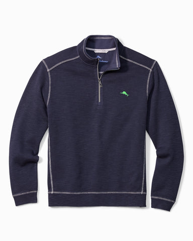 Tommy Bahama - Tobago Bay - Half Zip Leisure Knit - T220818 - Clearances