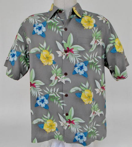 Tommy Bahama Silk Shirt - T310283 Clearance