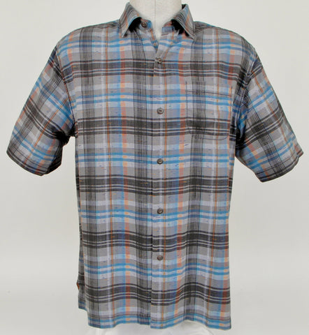 Tommy Bahama Silk Shirt - T310406 - BrownsMenswear.com - 3
