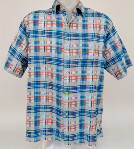 Tommy Bahama Silk Shirt - T310406 - BrownsMenswear.com - 1