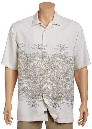 Tommy Bahama Silk Shirt - T316628 Clearance