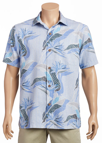 Tommy Bahama -  Silk Shirt - South Pacific Paradise - T322053