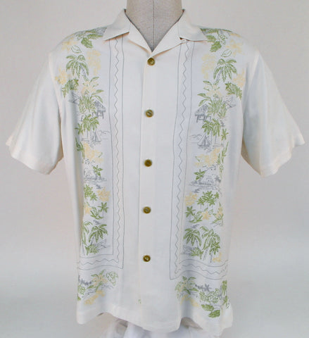 Tommy Bahama Silk Shirt - T39528 - BrownsMenswear.com