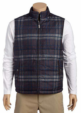 Tommy Bahama - Dublin Duo Reversible Vest - T520171 Clearance
