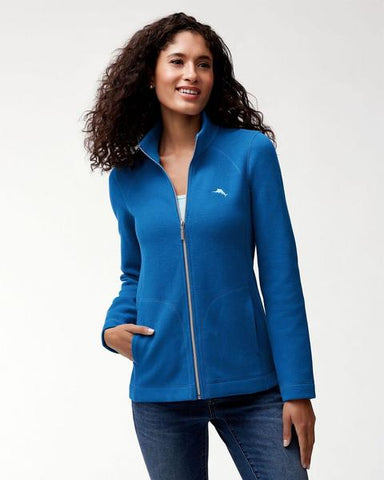 Tommy Bahama - Aruba Full Zip - Women's Cardigan - TW216369-3 Clearance