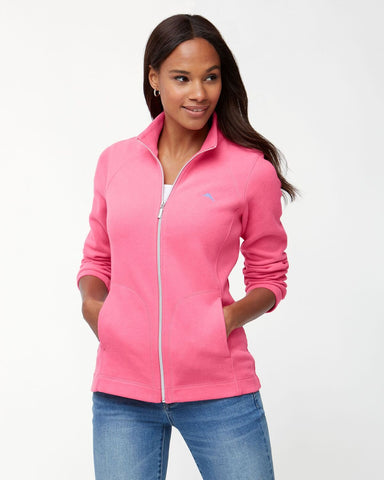 Tommy Bahama - Aruba Full Zip - Women's Cardigan - TW216369-1