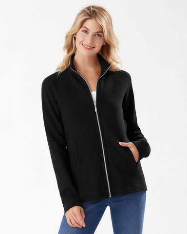 Tommy Bahama - New Aruba Full Zip - Women's Cardigan - TW219878 1