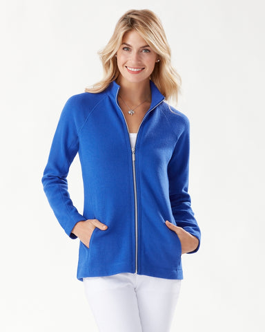 Tommy Bahama - Full Zip - Women's Cardigan - TW219878 2 - Clearance