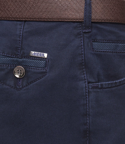 Meyer - High Quality Casual Pant - Cotton Stretch - Dublin - 5572