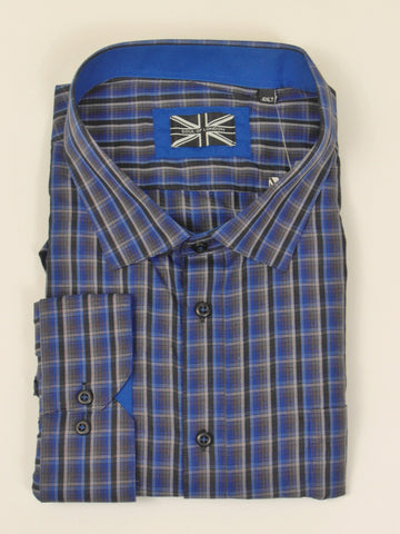 Soul of London - Long Sleeve Shirt - S62754T