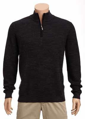 Tommy Bahama - Break Line Half Zip Sweater - T423011
