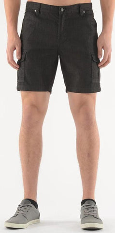 Lois - TOM - Cargo Shorts - 1816-7700 (Sand, Charcoal, Stone)