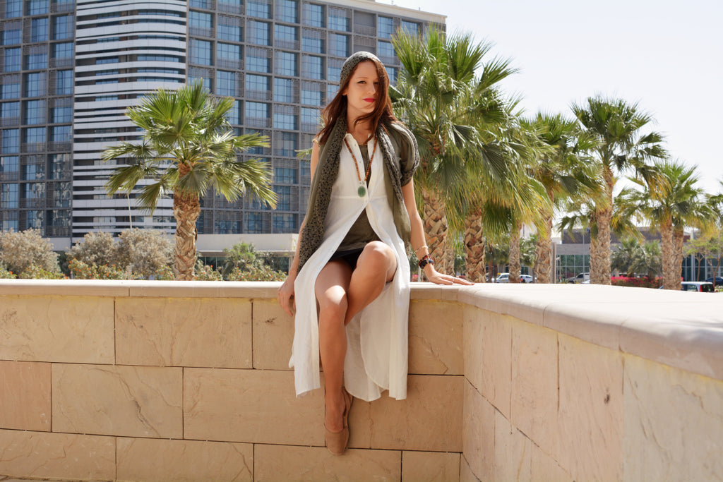 Jessica Alizzi, Melbourne Blogger, Goes to Dubai!