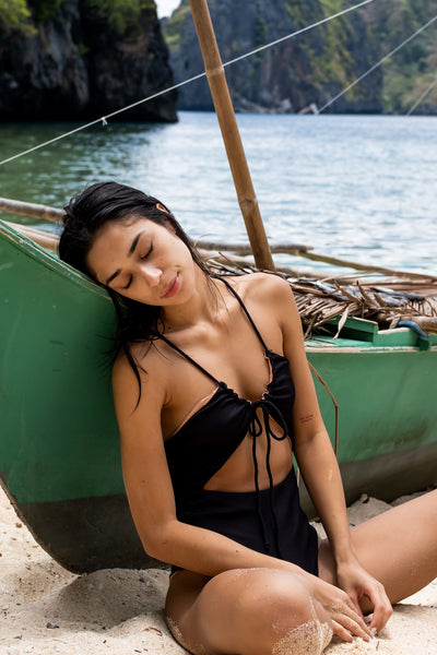 Sof for Lolli Smitten One Piece - Black Honey