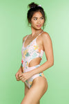 Ban.do x Lolli Cut Out One Piece - Paradiso