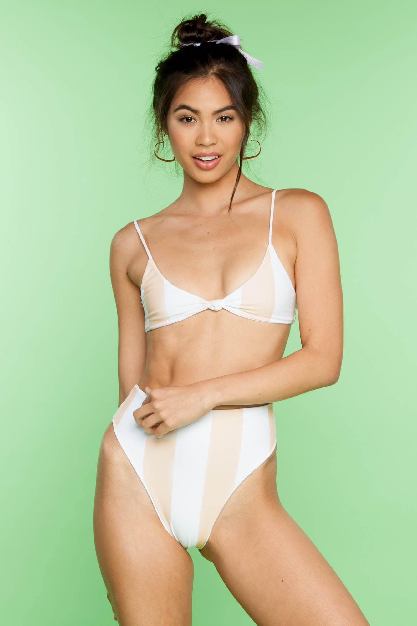 Knotty Top - Skinny Dip