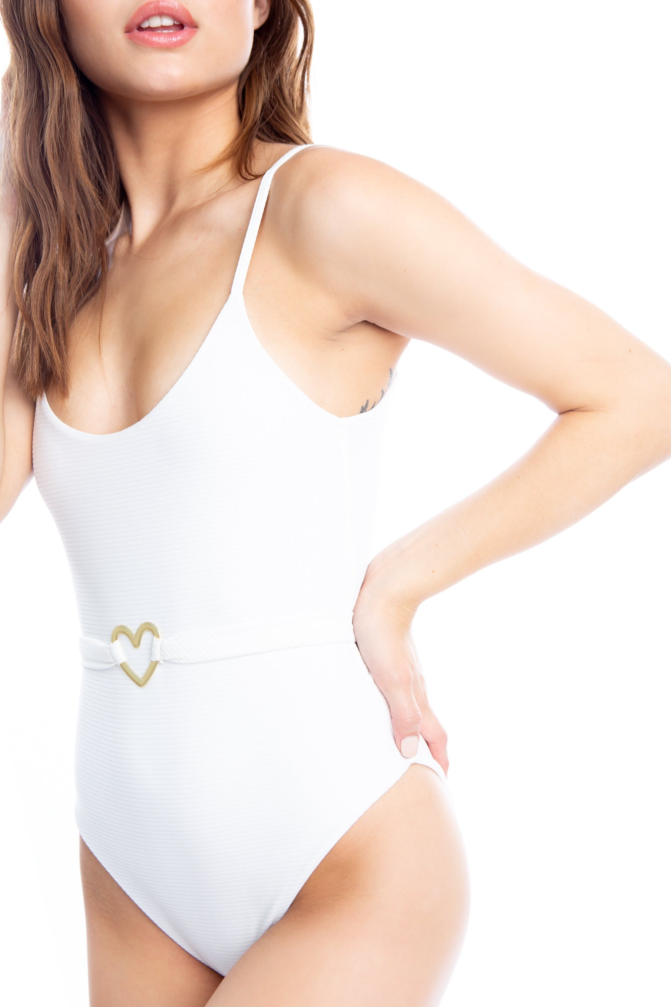 Good Looking One Piece - White