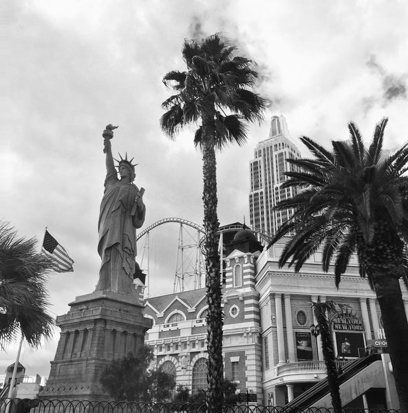 Vegas Baby! We're Scouring Sin City for New Fabrics