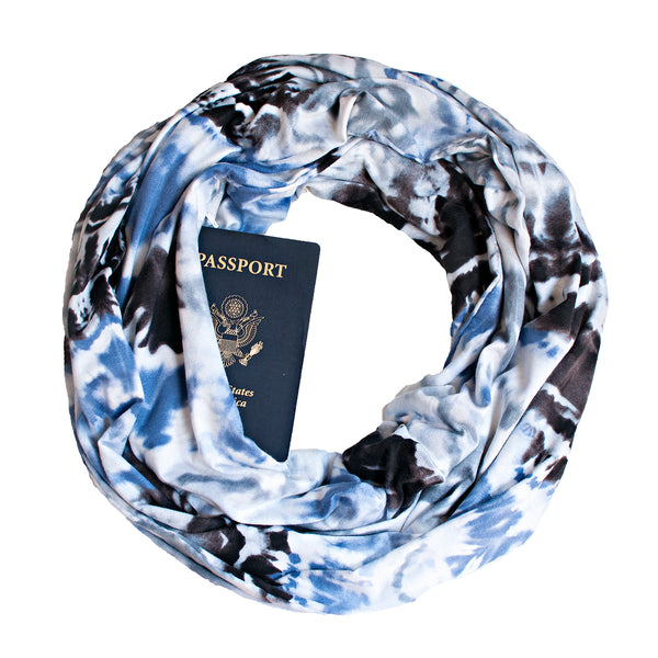 Adventurous Kate McCulley Melbourne Travel Scarf-Speakeasy Travel Supply