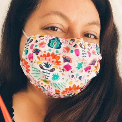 Ensenada Cotton Face Mask