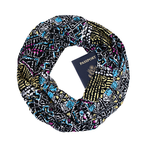 Adventurous Kate McCulley Travel Scarf-Speakeasy Travel Supply