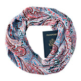 Adventurous Kate Persia Scarf - Speakeasy Travel Supply Co.