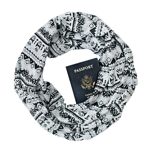 Cheyenne Scarf - Speakeasy Travel Supply Co.
