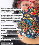 Esperanza Bundle - Speakeasy Adjustable Mask