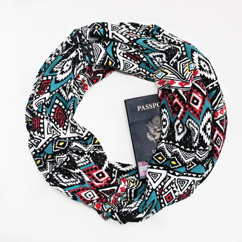 Durango Scarf - Speakeasy Travel Supply Co.