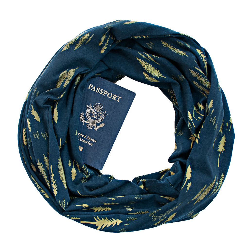 Humboldt Scarf - Speakeasy Travel Supply Co.