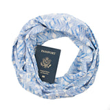 In The Clouds Scarf - Speakeasy Travel Supply Co.