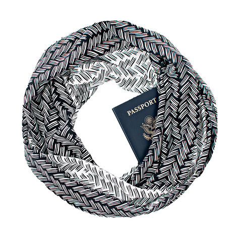 Jakarta Scarf - Speakeasy Travel Supply Co.