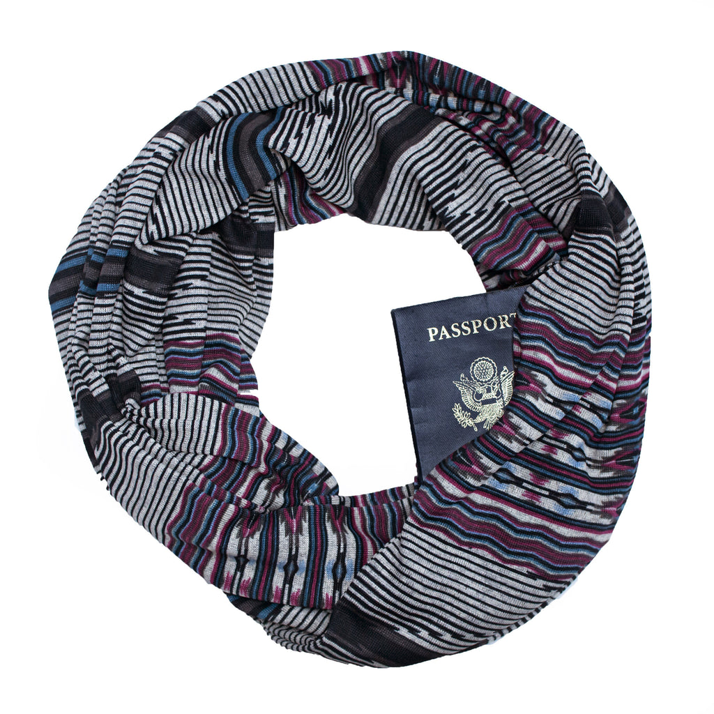 Joplin Scarf - Speakeasy Travel Supply Co.