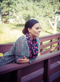 *NEW* ~ Masasi Scarf - Speakeasy Travel Supply Co.