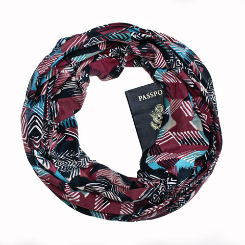 Otavalo Scarf - Speakeasy Travel Supply Co.