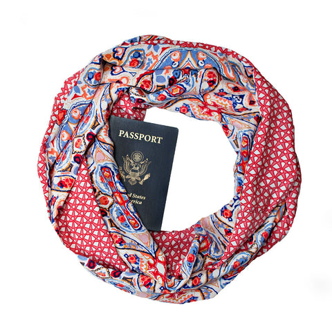 Palermo Scarf - Speakeasy Travel Supply Co.